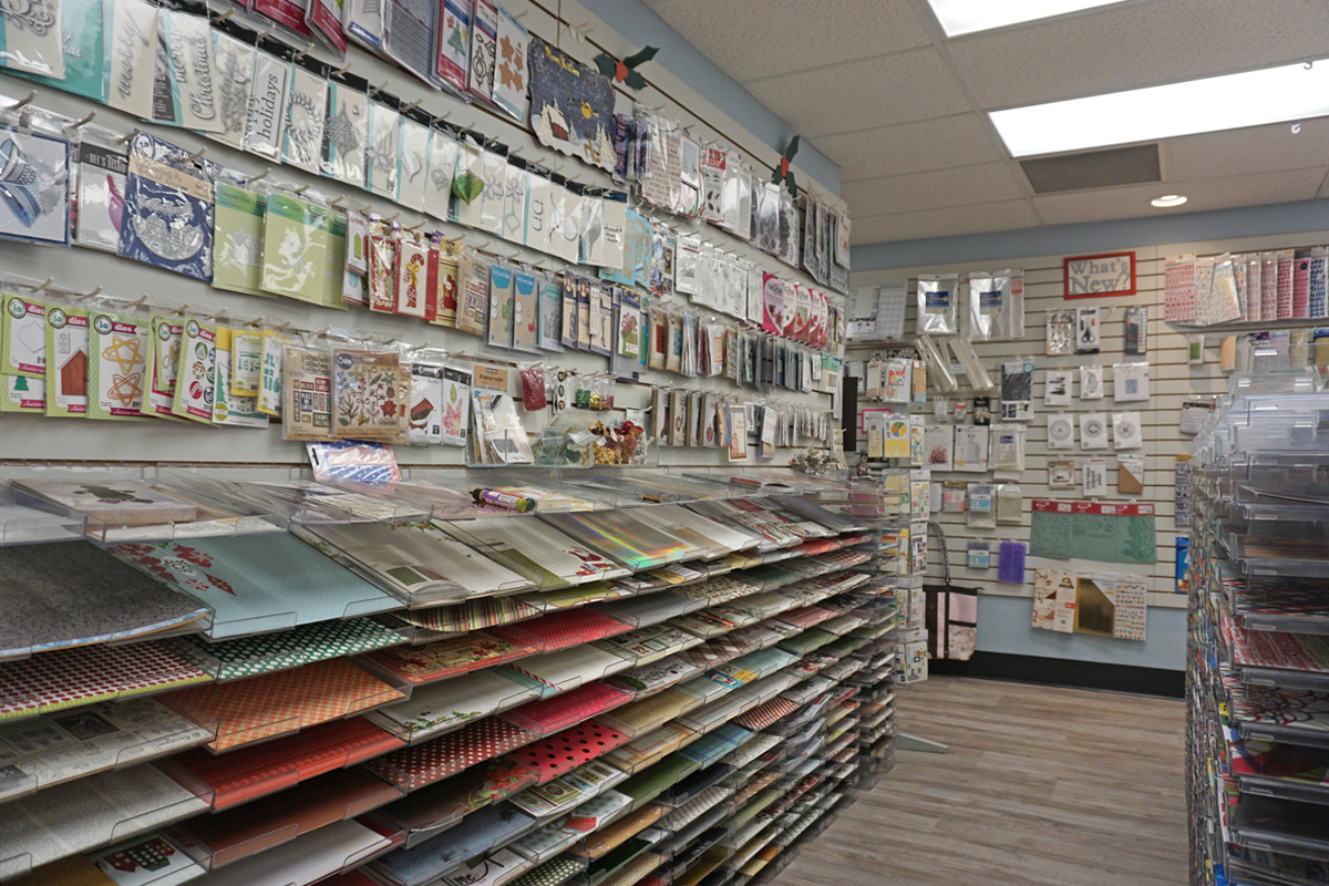 scrapbook central courtenay